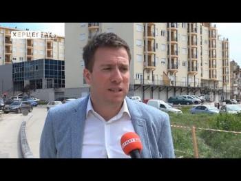 Zasad polje: Zahvaljujući novom kolektoru riješeni problemi plavljenja naselja (VIDEO)