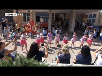 Trebinje: Završna priredba predškolaca JU 'Naša radost' (VIDEO)