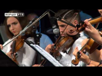 Gimnazijski orkestar i Gradska muzika približili Trebinje i Stolac (VIDEO)