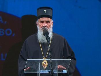 Patrijarh Irinej: Apel evropskim crkvama da dignu glas u zaštiti Srba na Kosmetu