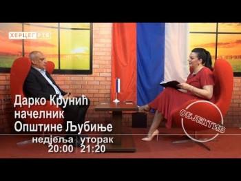 Najava: OBJEKTIV - Gost Darko Krunić (VIDEO)
