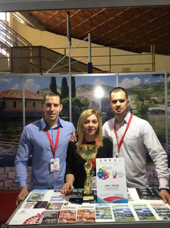 Grad Trebinje osvojio drugo mjesto na Sajmu u Subotici
