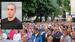 Ponovo protesti za Marka: Ne dozvolimo da zločin ostane nekažnjen