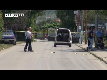 Okončana drama u Trebinju: otac uhapšen, djeca nisu povrijeđena (VIDEO)