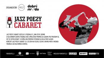 'Jazz Poesy Cabaret' 9. juna u Trebinju
