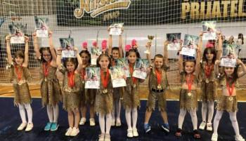 Plesni klub 'We dance' Gacko sezonu zatvara kao apsolutni evropski i državni prvak
