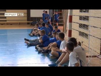 Trebinje: Uspješno završena prva godina 'Škole sporta' (VIDEO)