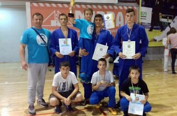 Šest medalja za džudiste Leotara na kupu Vogošće