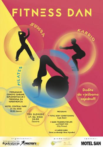 NAJAVA: Fitnes dan u Trebinju