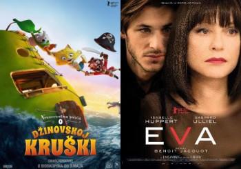 Novi filmovi u trebinjskom bioskopu  od 14. do 19. juna