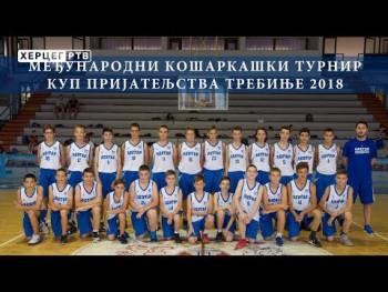 Najava: Košarkaški 'Kup prijateljstva' u Trebinju (VIDEO)