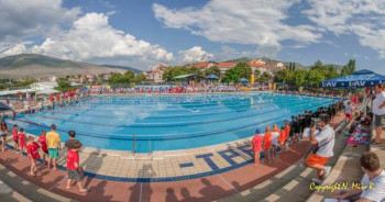 Odgođen plivački miting 'Srđan i Maksim'