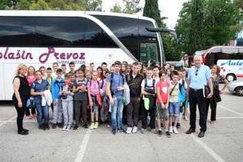 U Trebinje danas stižu djeca sa Kosova i Metohije