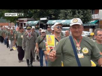 Preko 500 bilećanaca u defileu (VIDEO)