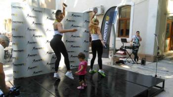 Organizovan `fitnes dan` u Trebinju (FOTO)