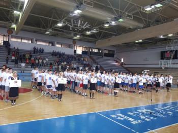 Završen prvi košarkaški kup prijateljstva u Trebinju: FOKA bolja od Zvezde