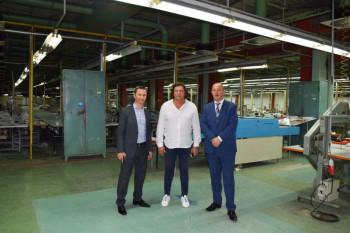 Predstavnici Grada Trebinja posjetili kompaniju 'Trebinjka'
