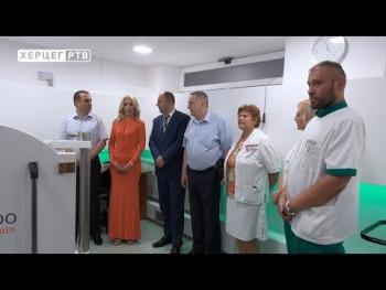 U trebinjskoj  Bolnici otvoren  Centar za hiperbaričnu i podvodnu medicinu (VIDEO)