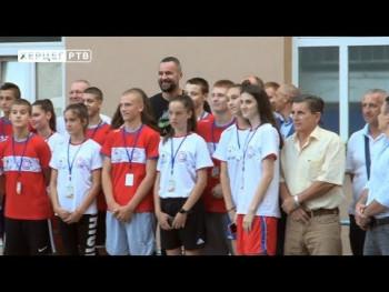 Počela ljetna škola sporta RS, u Trebinju tokom ljeta više od 1000 mladih sportista (VIDEO)