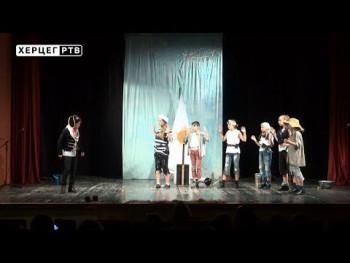 Odigrano pet predstava Kulturne scene 'Male stvari' (VIDEO)