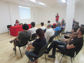U Kulturnom centru Trebinje održana prezentacija filmskog magazina 'Camera Lucida'