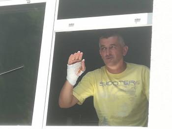 Pretučeni predsjednik SO Bileća smješten u trebinjsku Bolnicu