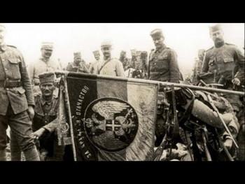 Na stogodišnjicu  oslobođenja Trebinja, zastava sa Solunskog fronta u Muzeju Hercegovine (VIDEO)