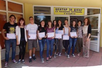 Gacko: Srednjoškolci vjeruju u jednaka prava