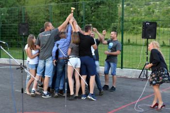Bileća: Završeno sportsko igralište u naselju Jezerine (FOTO)