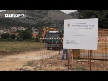Требиње: Почела изградња зграде за кориснике колективних центара (ВИДЕО)