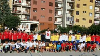 Завршница традиционалног Видовданског турнира у малом фудбалу 'Тини 2018'