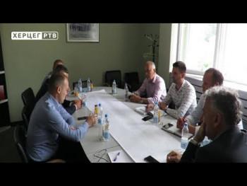 Nešić u Nevesinju: Nastavlja se uređenje saobraćajne infrastrukture (VIDEO)