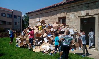 Bileća: Nastavlja se akcija 'Reciklaža nije gnjavaža'