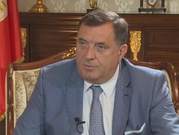 Dodik: Političko Sarajevo radi na 'uvlačenju' migranata u BiH pred izbore