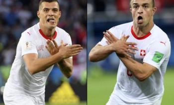 FIFA pokrenula postupak protiv Džake i Šaćirija, ali i Krstajića