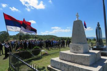 Nevesinje: Sjećanja na hrabre ustanike i časnog oficira sa Trusine