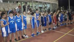 Počeo košarkaški kamp