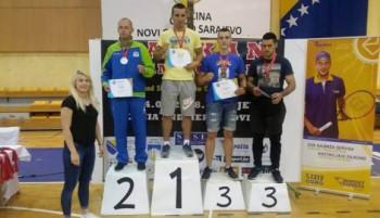 Gacko: Milan Babić seniorski prvak Balkana u kik-boksu