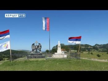 Nevesinje: Sjećanja na hrabre ustanike i časnog oficira sa Trusine (VIDEO)
