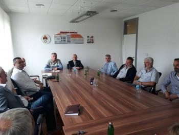 Povezivanje proizvođača iz Bileće sa velikim tržištem Beograda i Srbije