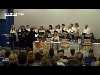 Održano književno veče Novice Telebaka (VIDEO)