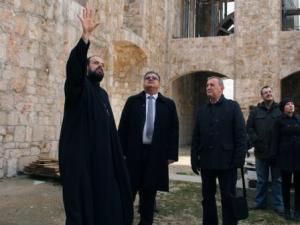 Ivanić: Obnoviti crkvu u Mostaru