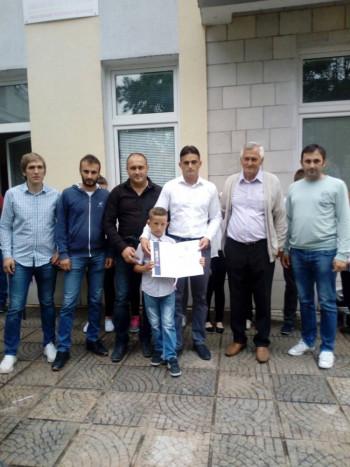 U Bileći održan svečani program 'Vidovdanu u čast'