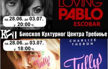 Novi filmovi u trebinjskom bioskopu  do 3. jula (VIDEO)