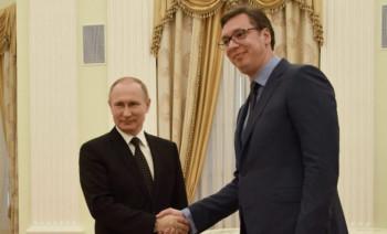 Putin stiže u Srbiju 1. novembra