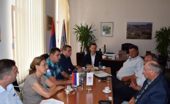 Predstavnici grada Kiškunhalaš iz Mađarske u posjeti Trebinju