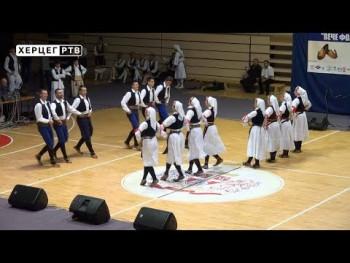 Svečano otvoreno 'Veče folklora pored Trebišnjice' (VIDEO)