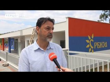 Vrtić 'Srbija' u septembru počinje sa radom (VIDEO)