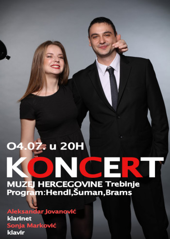 Sutra koncert klasične muzike