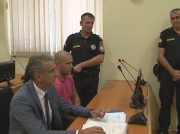 Trebinje: Počeo glavni pretres na suđenju Spasu Milišiću